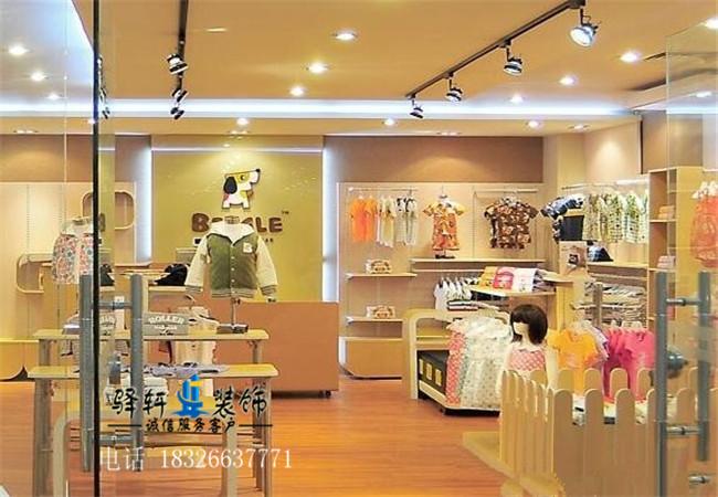 合肥童装店的装修色调的统一性也很必要,基本上童装店铺的风格也有